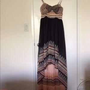 Free People Maxi Dress size XS